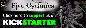5 Cyclones KickStarter