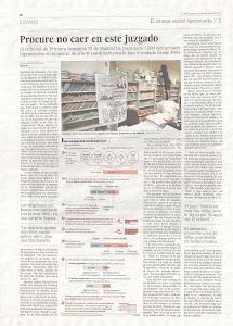 Diari El País dilluns 5 de novembre del 2012