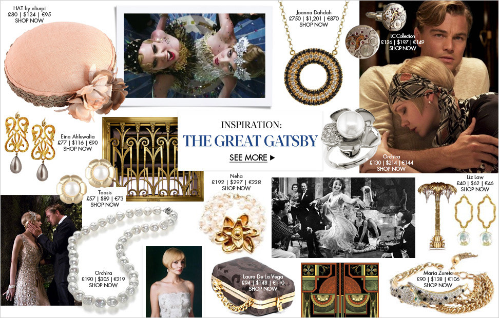 creative piece of the great gatsby Cover: the great gatsby (1974), directed by jack clayton, starring robert   narrative' and 'studying the great gatsby'  creative writing around a theme  53.