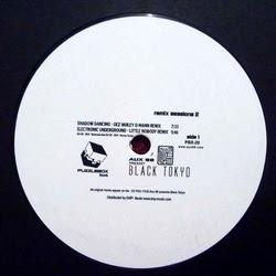"Black Tokyo Remix Sessions 2 12"""