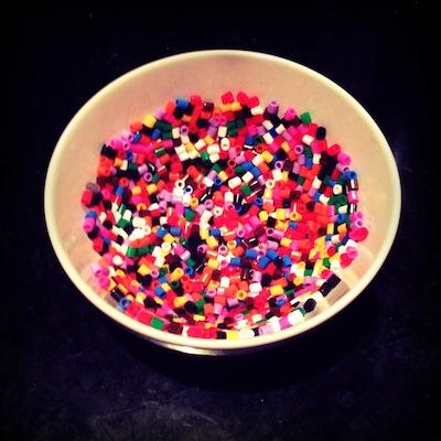 Hama Beads Bowl