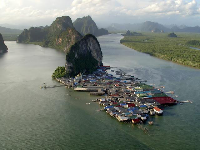 Ko Panyi Thailand