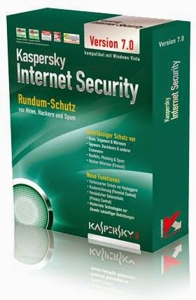 Free Download  Software : Kaspersky Internet Security 2014 14.0.0.5448 Full Crack