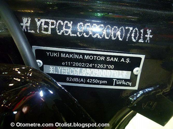 Yuki Makina Motor Sanayi A.Ş.