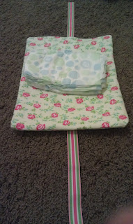 Diaper Pouch Tutorial