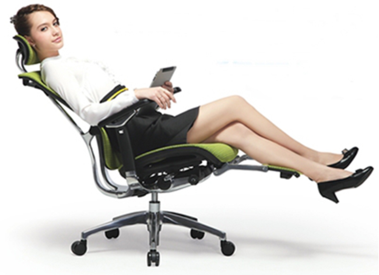 The office furniture blog at show for Sitting easy chairs