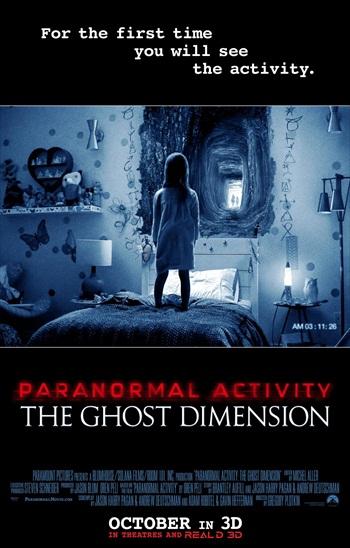 Paranormal Activity The Ghost Dimension 2015 Dual Audio Hindi HDRip Download