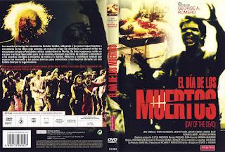 El día de los muertos (1985) (Day of the Dead) - Caratula