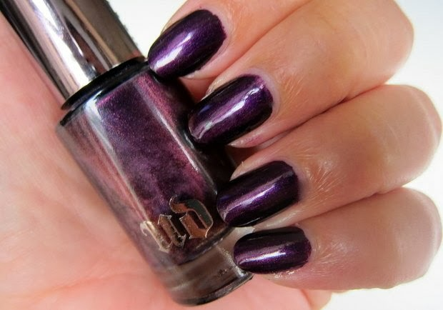 Urban Decay Vice Nail Polish Swatches