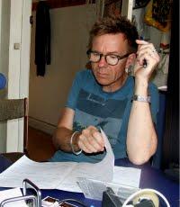 Efterår 2015 på Loppen med booker Jasper Jensen. 13. august 2015