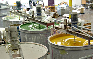 Problem Solving Paint Manufacturing