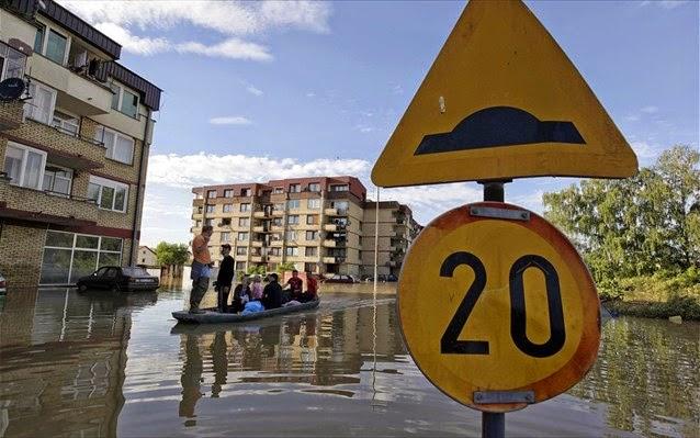 Srbija poplave #SerbiaFlood #BosniaFloods