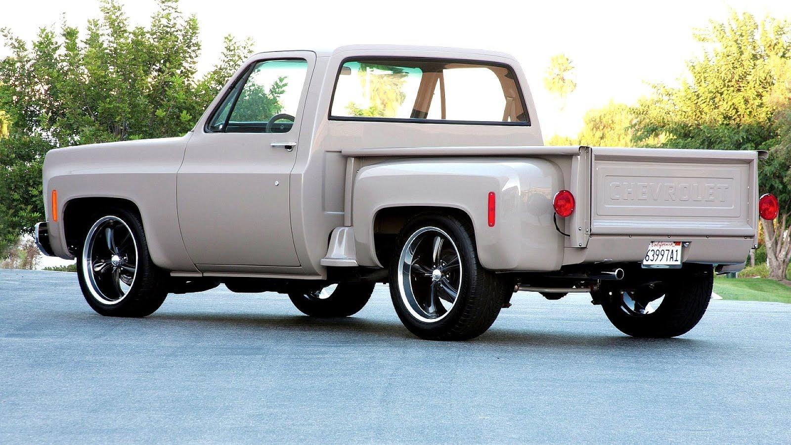 1973-1987 Chevy Pickup Inner Rear Wheel House Driver Side