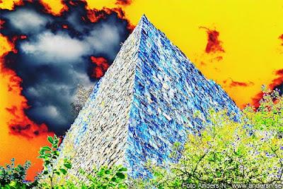 pyramid, västsverige, sverige, svensk, bohuslän, västergötland, foto anders n