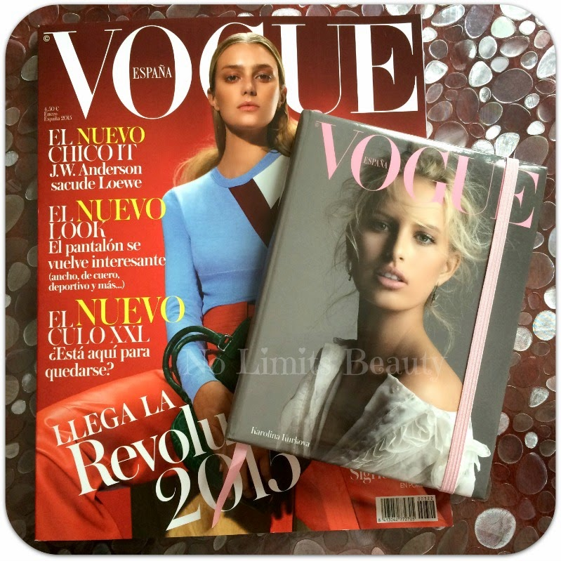 Regalo Revista Vogue Enero 2015: Agenda