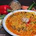Trigo con verduras de Maruja