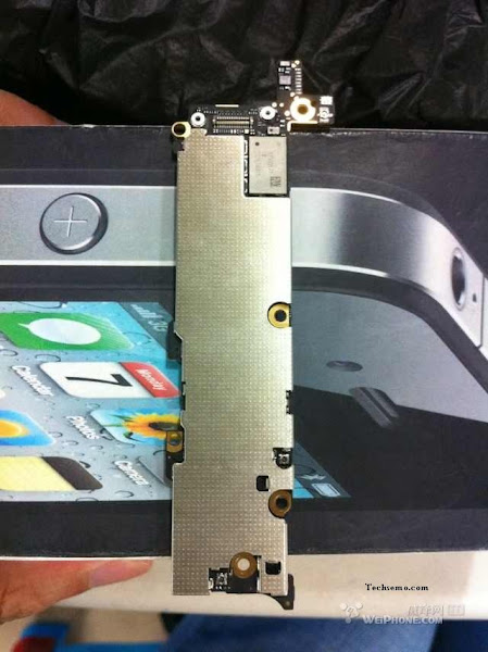 Logic Board Photos of Next-Generation iPhone