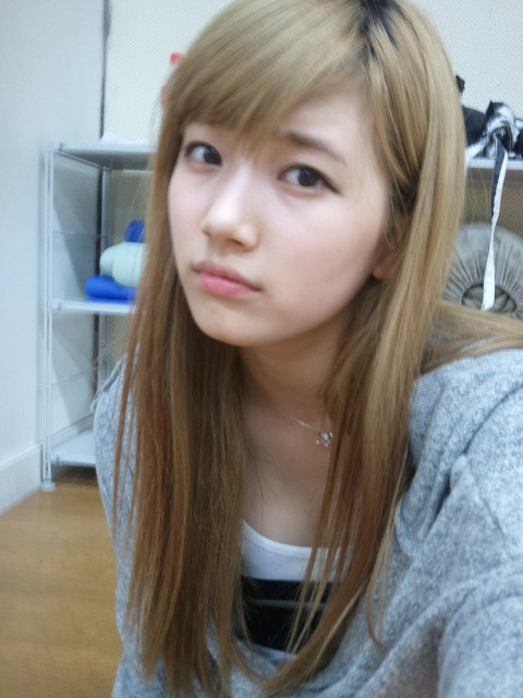 Suzy Bae Without Makeup
