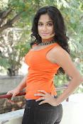 Actress Vrushali Sizzling Photo shoot-thumbnail-5