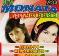Monata Live Wates Kedensari 2014
