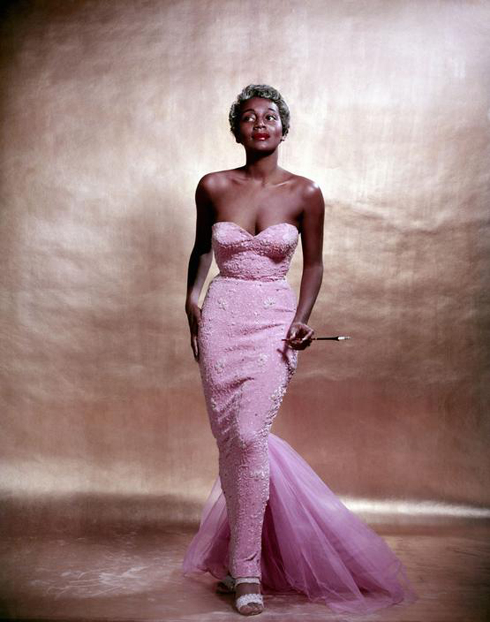Vintage Style Inspiration: Five Party Makeup Looks Joyce Bryant