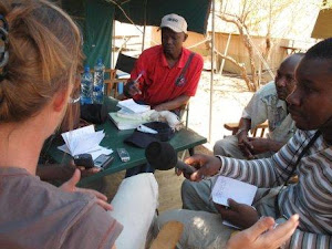 Talking science in Kenya's South Rift