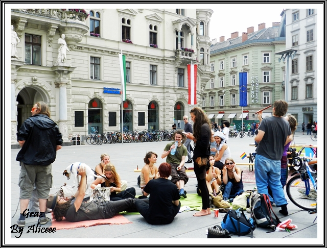 graz-austria-studenti