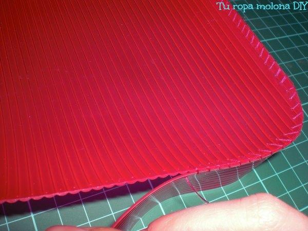 coser piezas