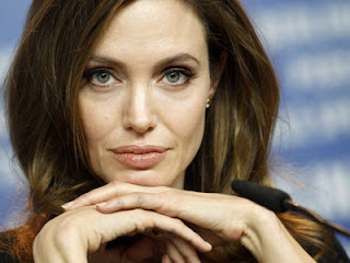 Angelina Jolie in 2013