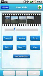 Sloovie: Slideshow Creator - Aplikasi Android untuk membuat Video dari Foto