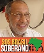 PRESIDENTE DO SENGE-RJ APRESENTA O SIMPÓSIO SOS BRASIL SOBERANO