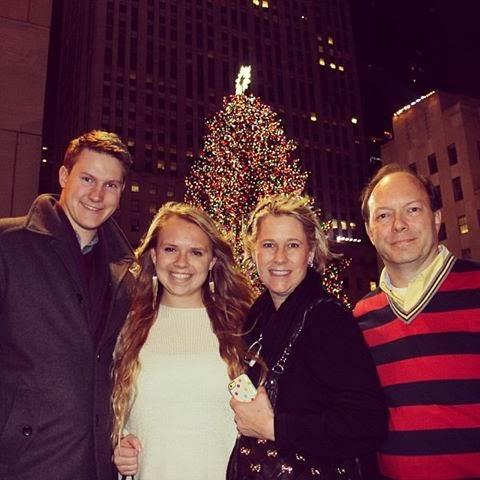 Rockefeller Center Christmas Tree, December 2103