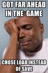 Gamers' - First World Problem