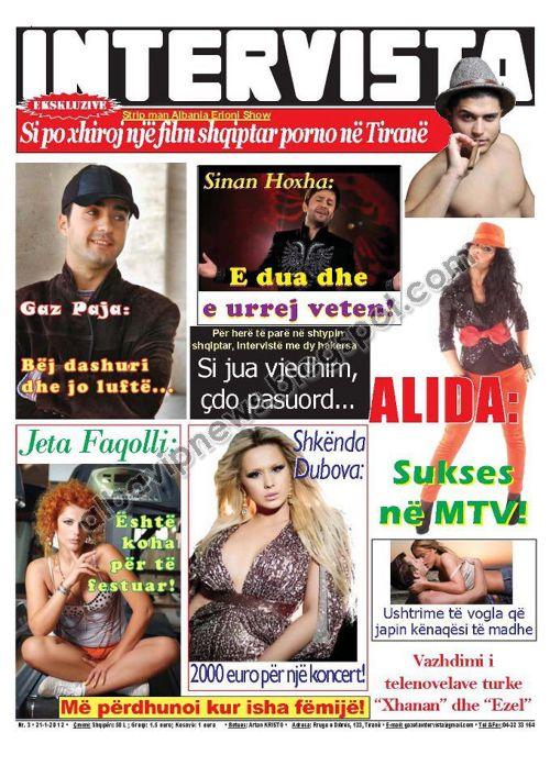 erioni show si po xhiroj nje film shqiptar porno ne tirane gazmend