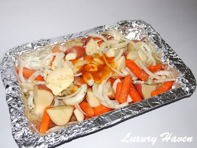 nandos peri-peri baked vegetables recipe
