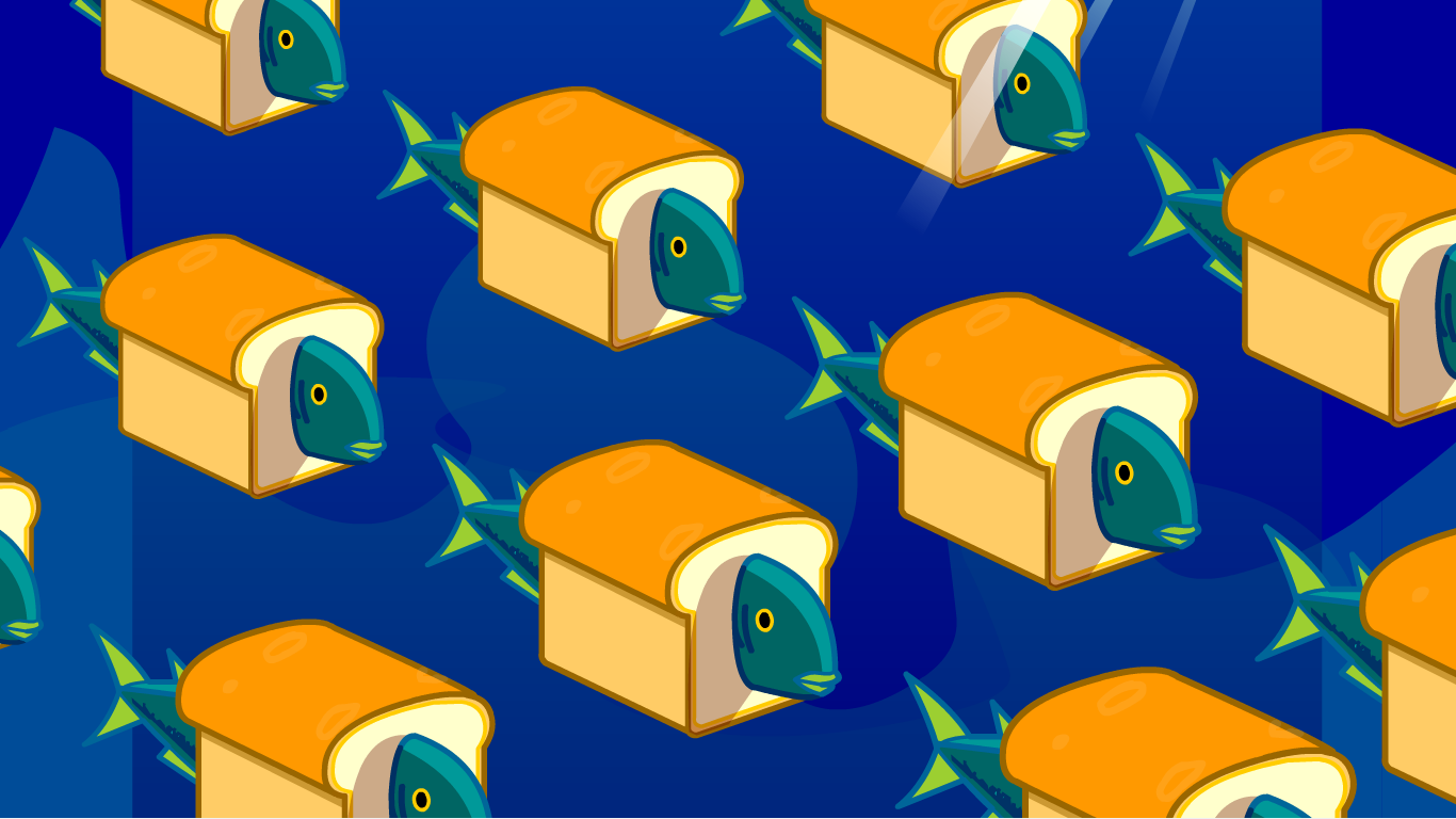 Bread fish wallpaper free hd wallpapers for How to bread fish