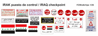 fcmodeltips federico collada irak checkpoints