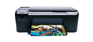 HP Photosmart C4683 Driver Download