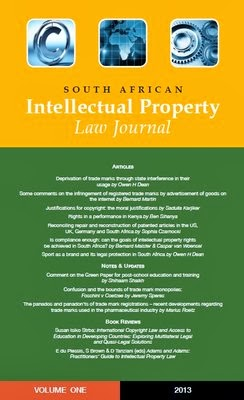 law of property south africa South african institute of intellectual property law the south african institute of intellectual property law was established in 1952 and represents some 187 patent attorneys, patent agents and trade mark practitioners in south africa who specialize in the field of intellectual property law.