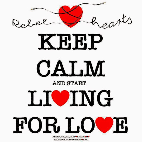 Living For Love...