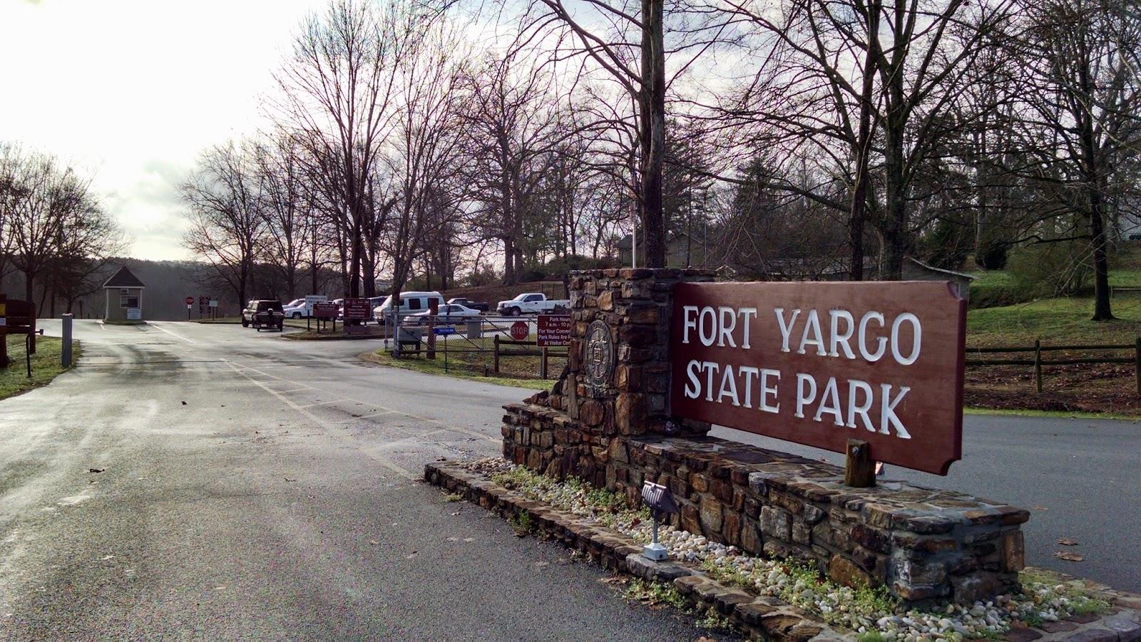 Fort Yargo State Park Winder GA