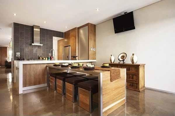 Desain Interior Rumah Minimalis, ruang dapur minimalis