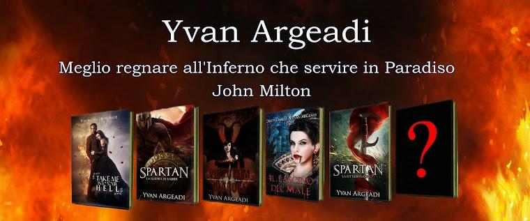 Yvan Argeadi - Il blog ufficiale