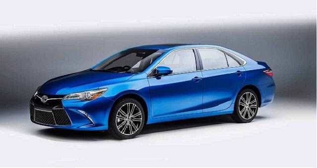 2017 Toyota Camry XLE V6 For Sale in Canada