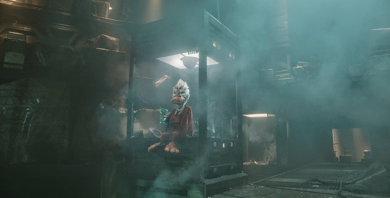 Howard the Duck   Marvel Howard The Duck Guardians Of The Galaxy Gif