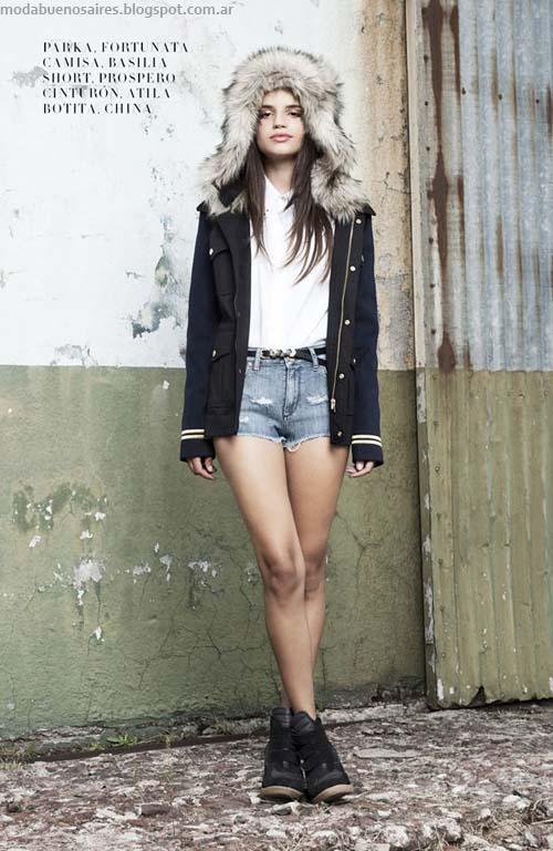 Delaostia moda invierno 2013