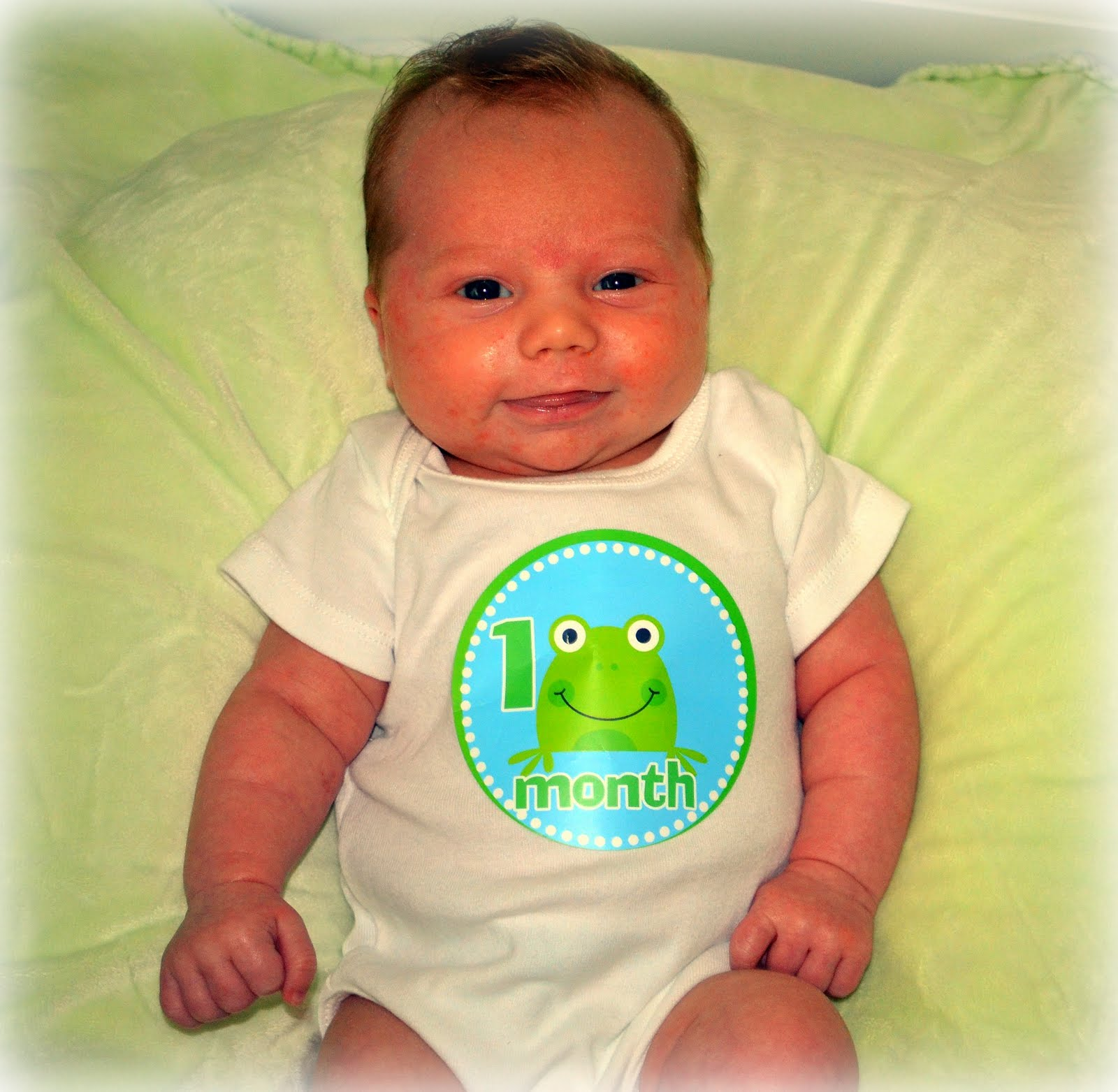 1 Month Old Baby Outfit The T Shirt