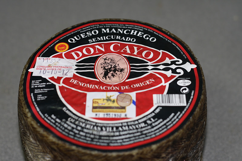Cucharita de palo queso don cayo for Horno san lorenzo alcobendas