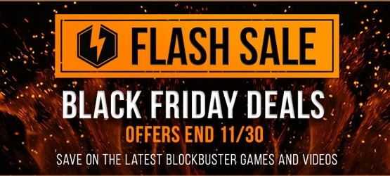 PSN November 2015 Flash Sale Is Here, Black Friday Discounts on Games Here