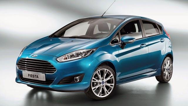 Novo Ford Fiesta 2015 hatch